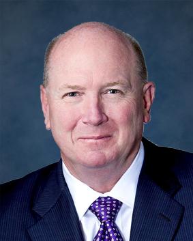 Ken Asbury Geospace Board Director