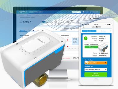 Acquires Advanced Water IoT Technology Company Aquana